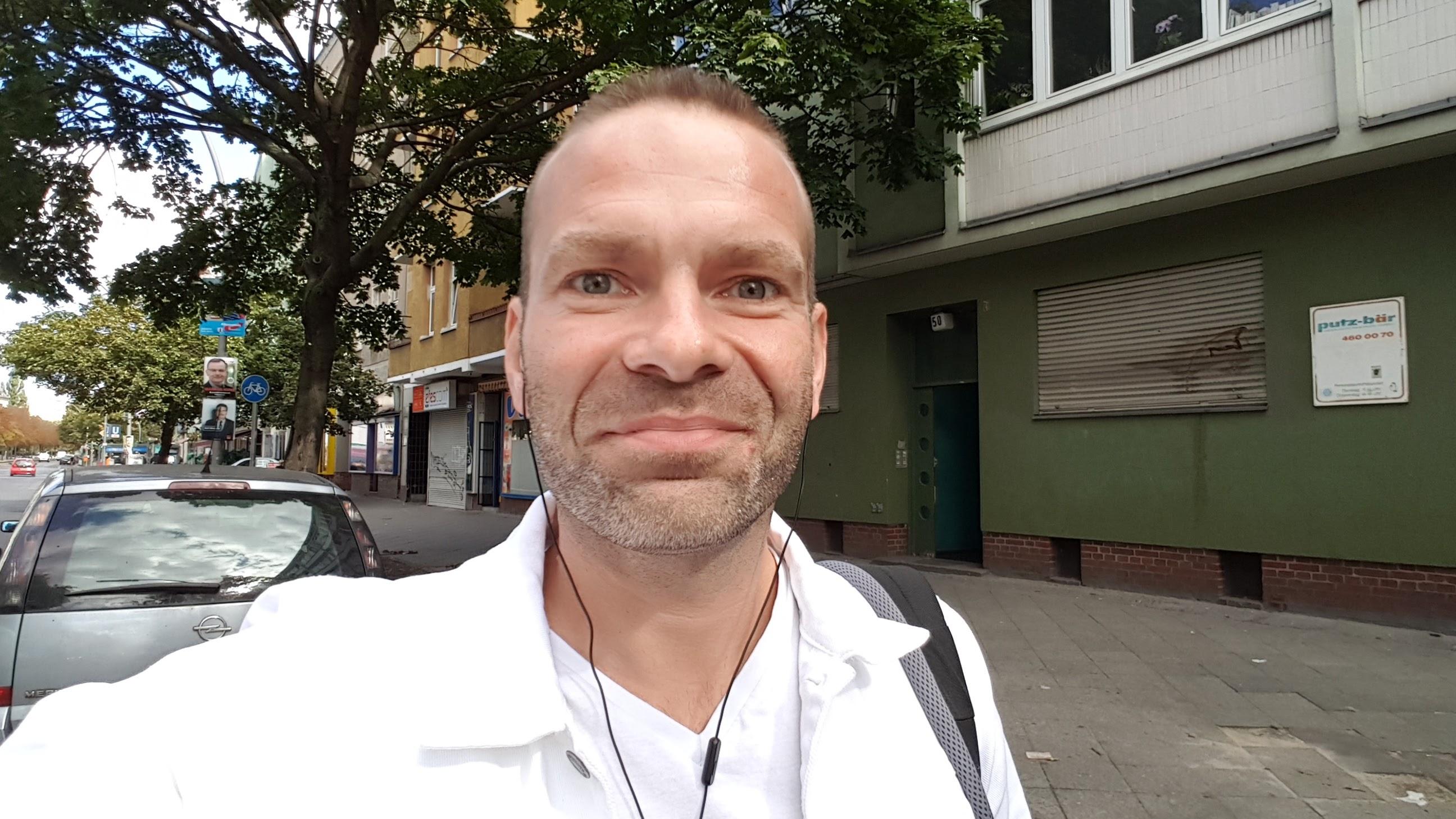 Selfie von Sven